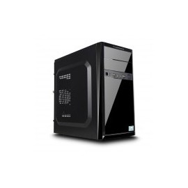 GABINETE ACTECK ATX-MICRO ATX 480W PERFORMANCE TRUEBASIX NEGROTB-05001