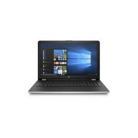 """LAPTOP HP NOTEBOOOK 15-BS015LA 15.6"""" Ci5-7200U 8GB,1TB W10H PLATA (1GR"""