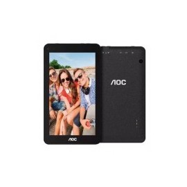 "TABLET AOC A726 7"" IPS 1.3 GHZ QUAD CORE 1 GB RAM 8 GB DD CAM 0.3/2 MP"