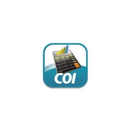 ASPEL COI V8.0-SISTEMA CONTABILIDAD INTEGRAL 1 USR 99 EMPRESAS(COI1L)