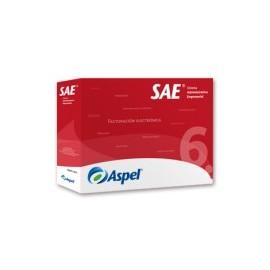 ASPEL SAE V6.0-SISTEMA ADMINISTRATIVO 1 USR ADICIONAL (SAEL1J)
