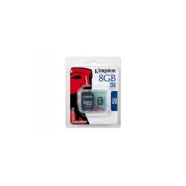 MEMORIA MICRO SD KINGSTON 8 GB (SDC4/8GB)