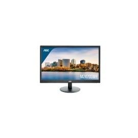 "MONITOR AOC M2470SWH LED 23.5"" 1920 x 1980 5MS VGA/HDMI/MHL 60HZ"