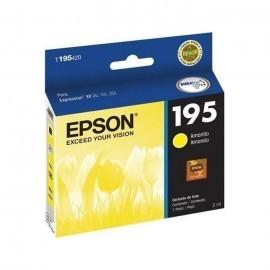 CARTUCHO EPSON T195 AMARILLO PARA XP-201/101/211 4ML (T195420-AL)