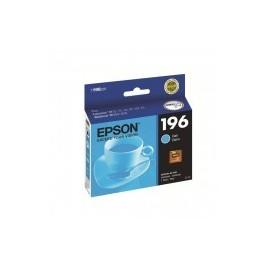 CARTUCHO EPSON T196 CYAN PARA XP-401/411 7ML (T196220-AL)