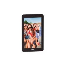 "TABLET AOC A726 7"" IPS 1.3 GHZ 4CORE 1GB RAM 8GB DD CAM 0.3/2 MP AZUL"