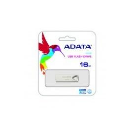 MEMORIA FLASH ADATA UV210 16GB METALICA (AUV210-16G-RGD)