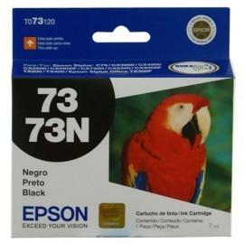 CARTUCHO EPSON T073 NEGRO CX3900/T30/TX220 5ML (T073120-AL)