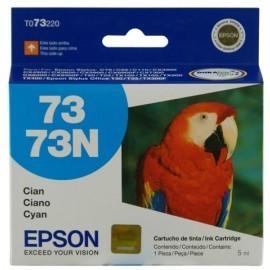 CARTUCHO EPSON T073 CYAN 5600,CX3900/T30/TX220 5ML(T073220-AL)