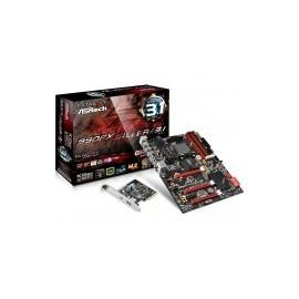 TARJETA MADRE ASROCK 990FX KILLER/3.1 DDR3 USB3.1 SOC AM3+ SLI M2