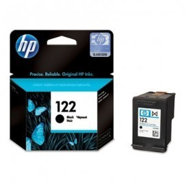 CARTUCHO HP 122 NEGRO P/DESKJET 1000/2000/3050 (CH561HL)