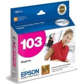 CARTUCHO EPSON T103 MAGENTA T1110/T40/TX515/TX600 11ML (T103320-AL)