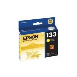 CARTUCHO EPSON T133 AMARILLO T22/TX120/ TX130 8ML (T133420-AL)