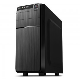 GABINETE ACTECK ATX-MICRO ATX 500W KIRUNA NEGRO AC-05008