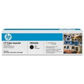 TONER HP 125A NEGRO PARA LASERJET CP1215/1515N (CB540A)