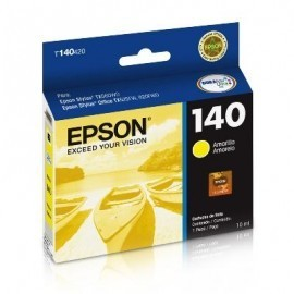 CARTUCHO EPSON T140 AMARILLO TX525/TX620/TX560/T42 10ML (T140420-AL)