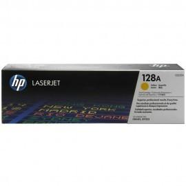 TONER HP 128A AMARILLO PARA CM1415fnwMFP/CP1525nw/CM1415fn (CE322A)