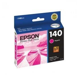 CARTUCHO EPSON T140 MAGENTA TX525/TX620/TX560/ 10ML (T140320-AL)