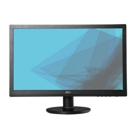 MONITOR AOC E1670SW LED 15.6 1366x768 8MS VGA/USB 60HZ