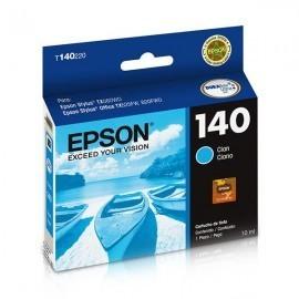 CARTUCHO EPSON T140 CYAN TX525/TX620/TX560/T42 10ML (T140220-AL)